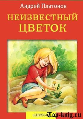 Рассказа Платонова Неизвестный цветок краткое содержание