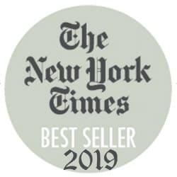 Рейтинг бестселлеров Нью-Йорк Таймс 2019 года